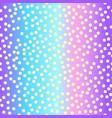 pastel glitter background vector image vector image