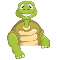Funny Turtle vector image vector image