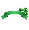 St Patricks banner vector image vector image