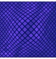 Abstract Blue Square Background vector image