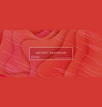 bright red gradient layered background with vector image