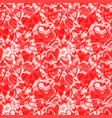 Cute valentines seamless pattern with hearts