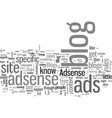 how to maximize adsense earnings from your blogs vector image vector image