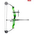 compound bow archery sport equipment