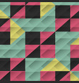 figures geometrics and colors background vector image