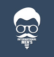 international men day or father day image vector image vector image
