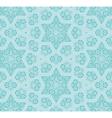 Vintage Floral motif pattern vector image
