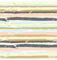 seamless pattern with pastel paint stripes vector image vector image