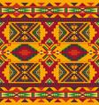 native southwest american indian aztec navajo vector image vector image