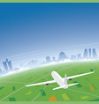 belgrade skyline flight destination