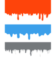 Dripping Paint vector image