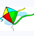 kite vector image