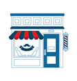store icon image vector image vector image