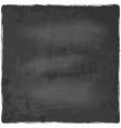 Black chalkboard blackboard vector image