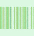 striped background seamless green watercolor vector image vector image