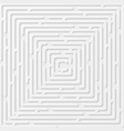 Abstract background with labyrinth vector image vector image