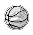 basketball sport design vector image vector image