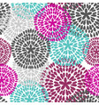 floral seamless pattern in pastel colors seamless vector image vector image