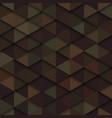 Seamless Dark Web Pattern vector image