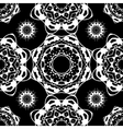 Seamless pattern 6 Vintage decorative elements vector image vector image
