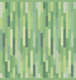 vertical green organic stripes seamless pattern vector image