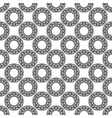 Ball bearing pattern vector image