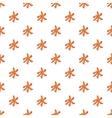 Hieroglyph pattern cartoon style vector image vector image