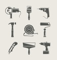 Building tool icon set vector | Price: 3 Credits (USD $3)