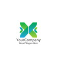 express logistic delivery or courier transport vector image vector image