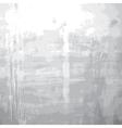 Grey Messy Wall vector image vector image