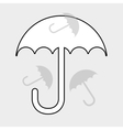 Umbrella icon design