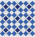 harlequin geometric seamless patterns vector image vector image