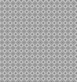 grey seamless paisley vector image vector image