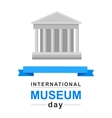 International Museum Day vector image vector image