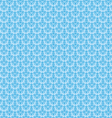 blue seamless paisley vector image vector image