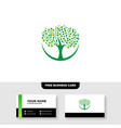 logo design for agriculture agronomy rural vector image
