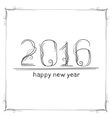 Forged Products Happy New Year vector image