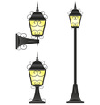 Streetlight 01 vector | Price: 1 Credit (USD $1)