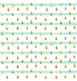 gold glitter seamless pattern striped background vector image vector image