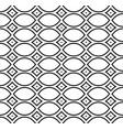 mesh pattern repeat ornamental texture vector image vector image