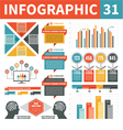 Infographic Elements 31 vector image vector image