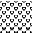 Owl pattern seamless vector image