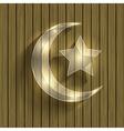ramadan background Eps10 vector image vector image