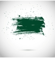 Abstract background Grunge paint banner vector image vector image