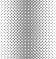 Abstract black and white thorn pattern background vector image vector image