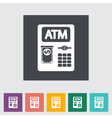ATM vector image