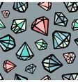 diamond colorful vector image vector image