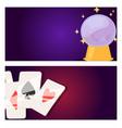 magic effect trick symbol magician tools vector image