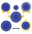 world flags series flag european union vector image