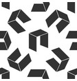 cryptocurrency coin neo icon seamless pattern vector image